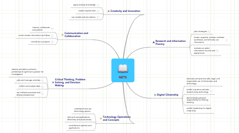 Mind Map: NETS