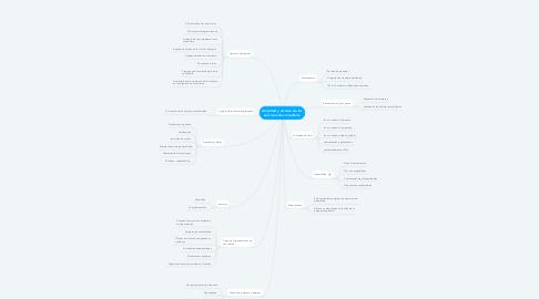 Mind Map: Amplitud y alcance de los servicios de consultoría