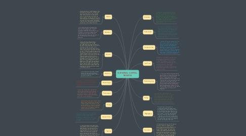 Mind Map: NATIONAL CAPITAL REGION