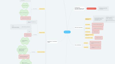 Mind Map: Imperalismus