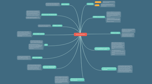 Mind Map: ESTEQUIOMETRIA