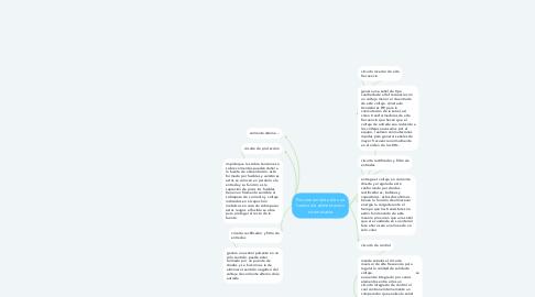 Mind Map: Funcionamiento de una fuente de alimentación conmutada
