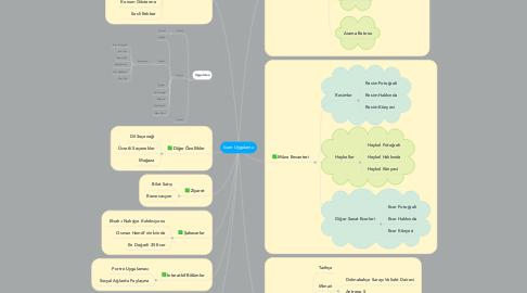 Mind Map: İcam Uygulama