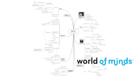 Mind Map: Mikko Hypponen
