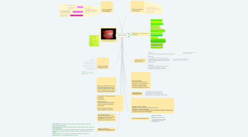 Mind Map: RESINA ACRÍLICA