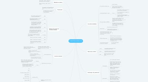Mind Map: CONSTITUCIONAL XIV