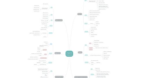 Mind Map: Psychische  Problemen  Postpartum