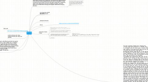 Mind Map: galanine