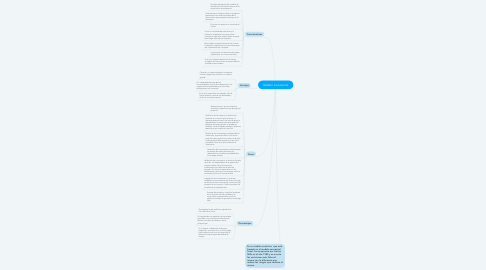 Mind Map: Modelo Incremental
