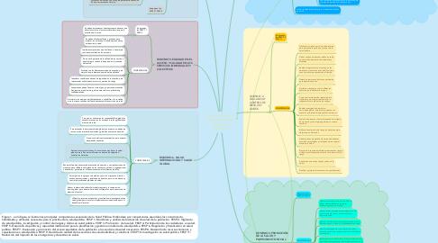 Mind Map: COMPETENCIAS ESENCIALES DE LA SALUD PÚBLICA