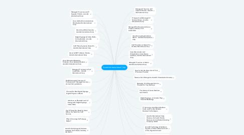 Mind Map: Acordis International Corp