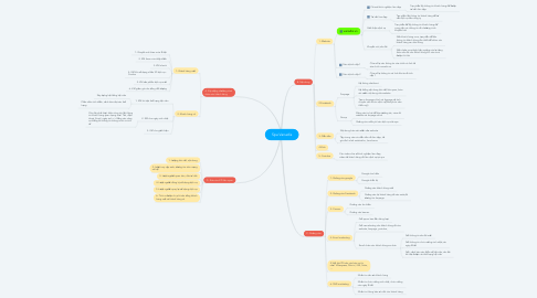 Mind Map: Spa Vanadis