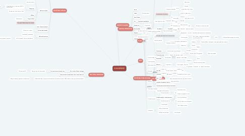 Mind Map: ANAMNESE