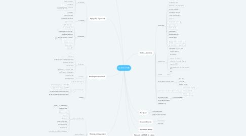 Mind Map: B2B МОТИВ