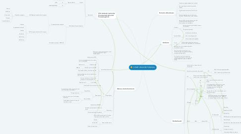 Mind Map: COMPUTADOR PESSOAL