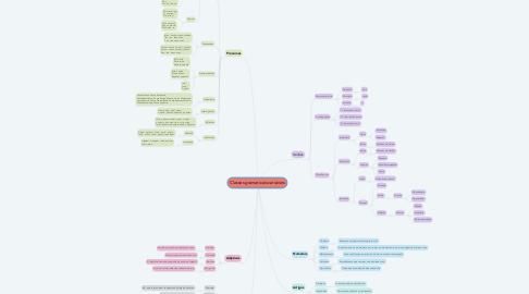 Mind Map: Classes gramaticais variáveis
