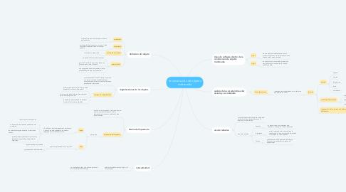 Mind Map: la construcción de objetos multimedia