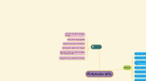 Mind Map: PEMBUANGAN BAYI