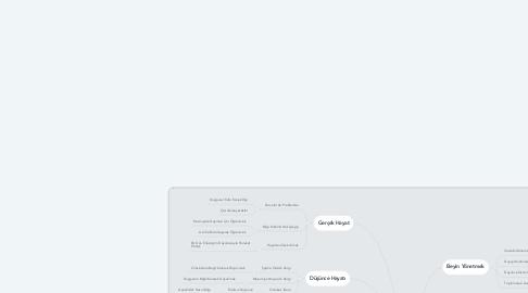 Mind Map: Furina Ağları