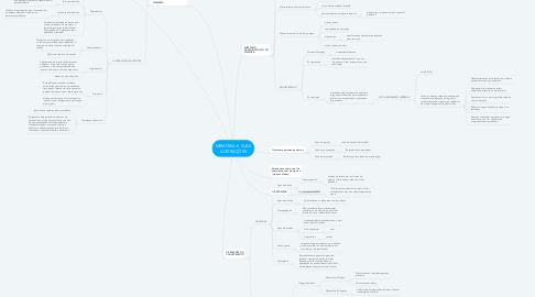 Mind Map: MEMÓRIA E SUAS ALTERAÇÕES
