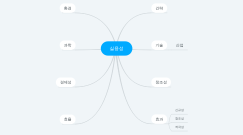 Mind Map: 실용성