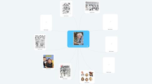 Mind Map: Mort Drucker History of American Illustration