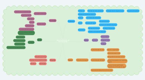Mind Map: Descarte incorreto do óleo de cozinha