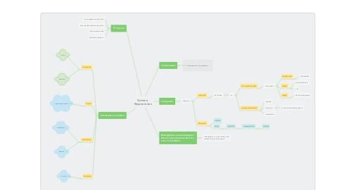 Mind Map: Sistema  Respiratorias