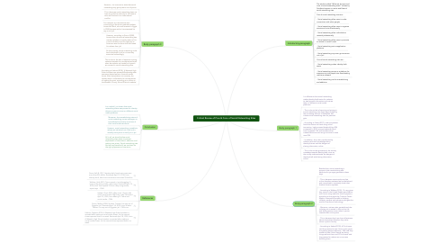 Mind Map: Critical Review of Pros & Cons of Social Networking Sites