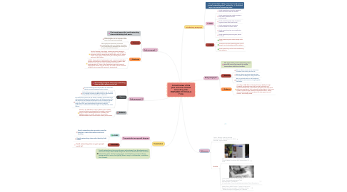 Mind Map: Critical Review of the pros and cons of social networking sites PREPARED BY POOJA & YI JIA