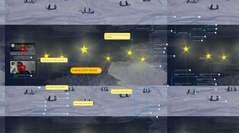 Mind Map: Organise a SALT Training