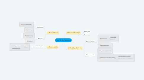 Mind Map: Retards de règlement