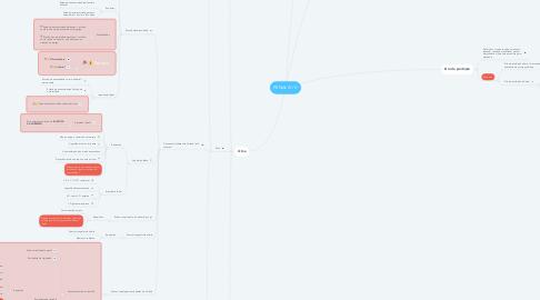 Mind Map: PENAL IV/ V