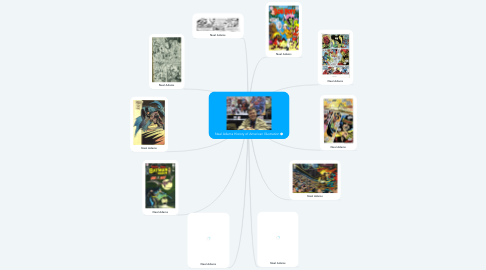 Mind Map: Neal Adams History of American Illustration