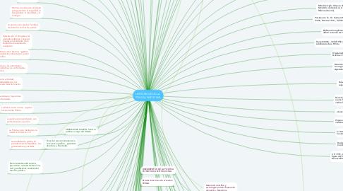 Mind Map: HISTÓRICOS DE LA  POLICÍA NACIONAL