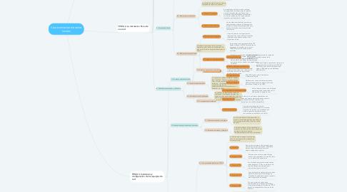 Mind Map: Caracterizacion de redes locales