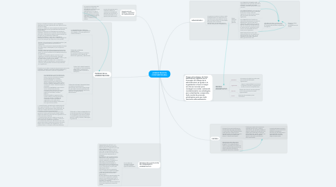 Mind Map: ADMINISTRACION CONTEMPORANEA