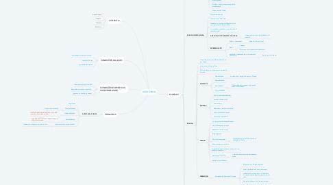 Mind Map: AÇÃO PENAL