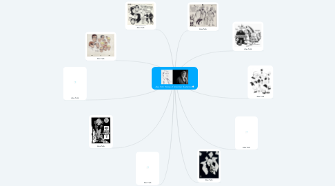 Mind Map: Alex Toth History of American Illustration