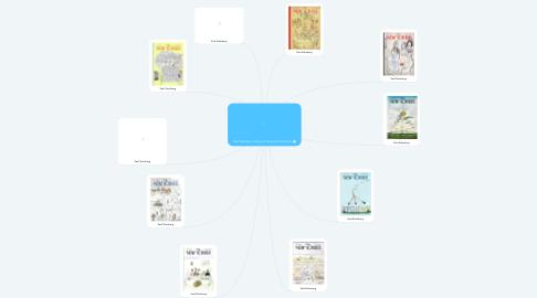 Mind Map: Saul Steinberg History of American Illustration