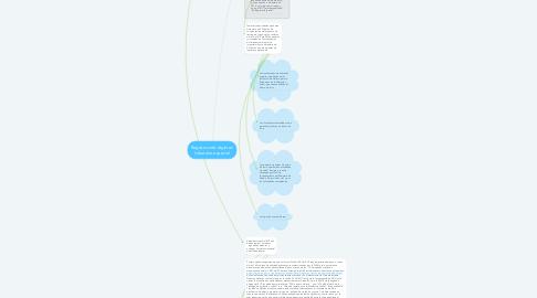 Mind Map: Registro web régimen tributario especial