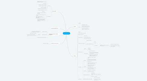 Mind Map: Proc. civil - IX