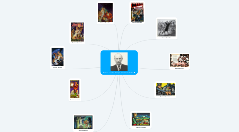 Mind Map: Norman Saunders History of American Illustration