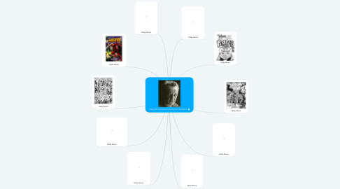 Mind Map: Wally Wood History of American Illustration