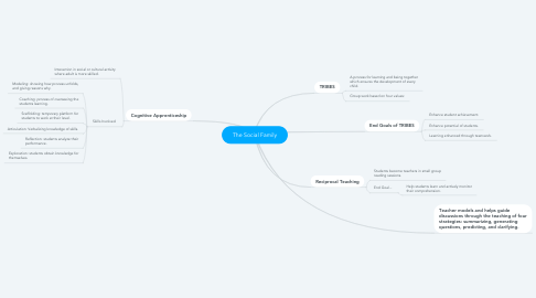 Mind Map: The Social Family