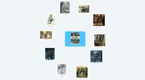 Mind Map: Robert Fawcett History of American Illustration