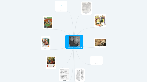 Mind Map: Al Dorne History of American Illustration