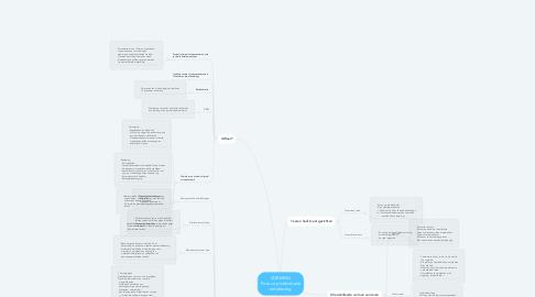 Mind Map: VORMING Focus op individuele ontplooiing