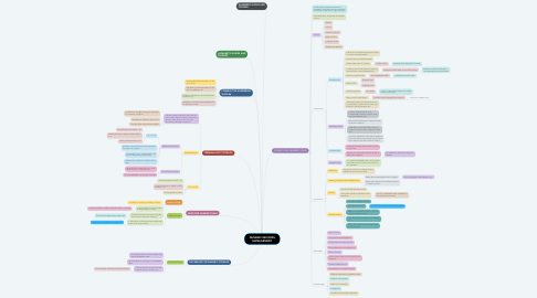 Mind Map: NUMERIC RECORDS MANAGEMENT