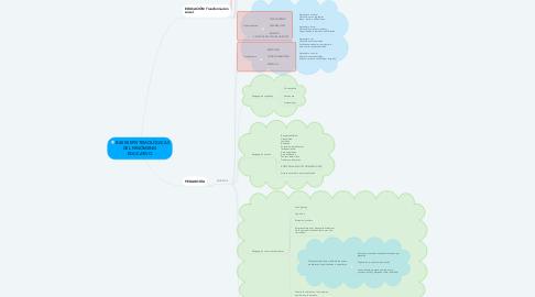 Mind Map: BASES EPISTEMOLÓGICAS DEL FENÓMENO EDUCATIVO
